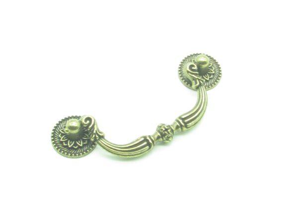 Ручка мебельная скоба RS.1472.96.AB античная бронза